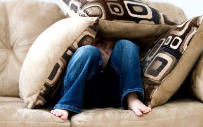 Como lidar com os medos das crianças?