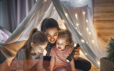 Deitar as crianças… quando o meu filho não quer ir para a cama!
