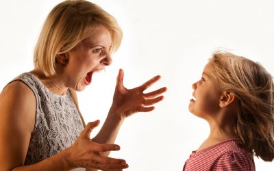 Gritar com os filhos – Quais os efeitos de gritar no cérebro do seu filho?