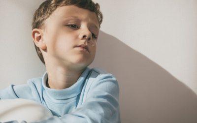 Depressão infantil – Tudo o que precisa de saber!