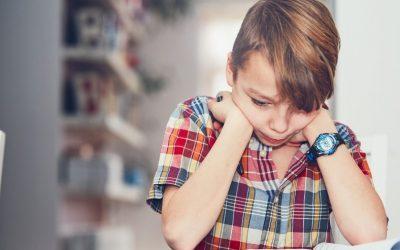 Conheça as 7 alterações de comportamento que podem afetar o seu filho